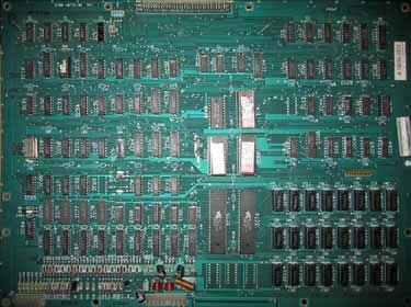 View a high resolution image of the D10556 CPU Board
