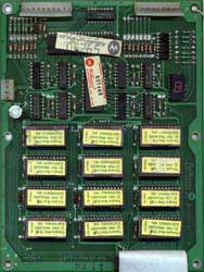 View a high resolution image of the D8730 ROM board