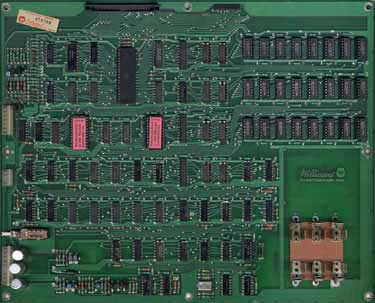 View a high resolution image of the R8570 (later series) Defender CPU Board