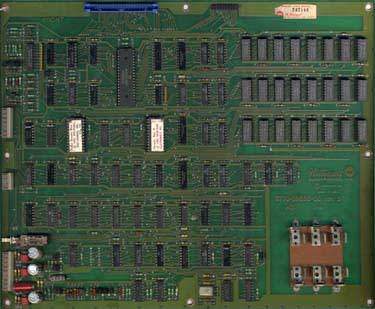 View the R8731 CPU board page showing details of all revisions
