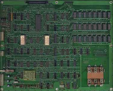 View the R8948/R8731 CPU board page showing details of all revisions