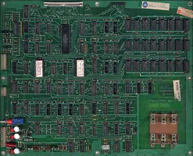 View a high resolution image of the R9663 CPU Board